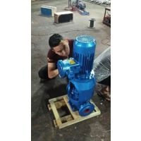厂家直供 ISG20-110-0.37KW 单级单吸管道离心泵 清水泵 立式单级泵