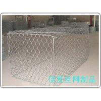 直销2*1*0.5镀锌石笼网 挡土墙 自然灾害防护