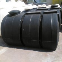 厂家专供2000L聚乙烯卧式储罐 化工pe储罐 卧式pe储槽