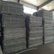 镀锌覆塑格宾 格宾石笼网垫 旺来铅丝石笼网