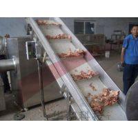 白沙黎族自治县大型绞肉机,诸城华都机械,大型绞肉机多少钱