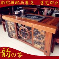 厦门功夫茶桌厂家 客厅茶几尺寸 茶台餐桌批发市场图片铁观音茶盘