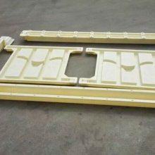 恒亚模具、四平防护栅栏立柱模具、防护栅栏立柱塑料模具