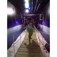 vr极限穿越 VR雪山吊桥出租出售租赁 上海飘雅文化 厂家制作一手资源