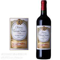 法国波尔多名庄酒 露仙歌酒庄正牌干红葡萄酒 2012年