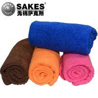 超细纤维洗车毛巾 玻璃巾爱车清洗不掉毛不掉色 家居清洁用品