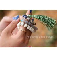新款中国风绿松石葫芦多圈手链 本命年转运祈福手串 女款