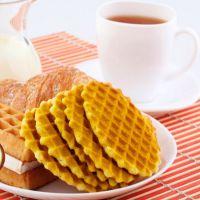 越南进口特产 丰灵鸡蛋牛奶煎饼饼干250g 华夫脆饼薄饼零食品批发