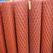 万泰菱形钢丝网 粮仓网 圈玉米钢板网