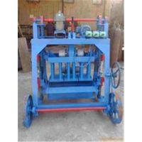 定制各种型砖机设备 移动式水泥砖机 自动空心免烧砖机