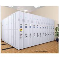 供应雄虎档案移动密集柜,企事业单位存储文件档案柜