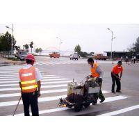 南宁市道路、停车位、公路热熔划线、标牌制作安装,减速带 车位锁