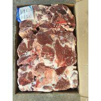 379牛前乌拉圭进口冷冻牛肉牛前肉供应商草饲PL.厂号379