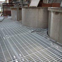 麻花钢格栅板 钢格栅板加工定做 热镀锌盖板