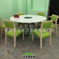 【工程花絮四十六】龙岗布吉火锅餐厅 简约火锅餐桌 定做