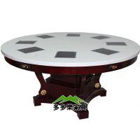 实木火锅桌椅自助酒店餐厅火锅店火锅桌椅家具定制