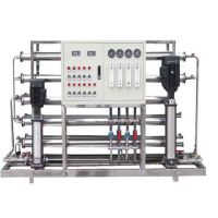重庆纯净水反渗透设备,反渗透纯水设备,反渗透设备定制服务
