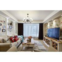 室内客厅装修颜色搭配 莱仕设计
