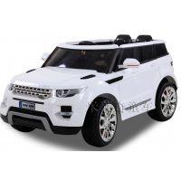 米莱奇童车电动车四轮带遥控超大汽车可坐人路虎越野童车