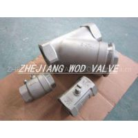 stainless steel Y strainer 800psi