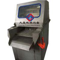 供应九盈大型多功能牛排加工生产线,肉类加工生产设备,带骨盐水注射机 JYR-210