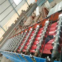 750型压瓦机 彩钢瓦设备 沧州科邦专业生产 质优价廉