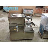 新款全自动商用豆浆机豆奶机燃气豆浆豆腐机磨浆加热
