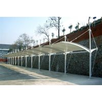湖南膜结构停车棚各种造型设计制作 ***质