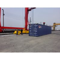 山东亨展重工供应天津浙江优质MJ40T轨道式集装箱门式起重机