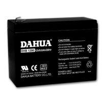 DAHUA蓄电池官网DHB1290大华蓄电池12V9Ah官网报价