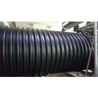 HDPE钢带增强螺旋波纹管DN300-2000易达塑业排污管规格齐全