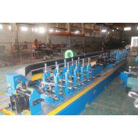 河北霸州高频直缝焊管机组 焊管机械定制冠杰