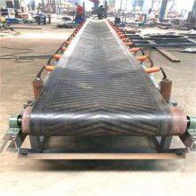 广泛使用皮带输送机 裙边密封式输送机 工厂大批量订购皮带机