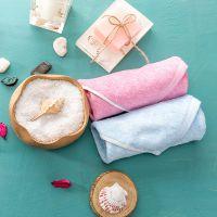 菲苒木纤维毛巾厂家直销,A类非染色方巾,毛巾印字加工;34*34cm,50克