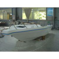 YD530型玻璃钢船