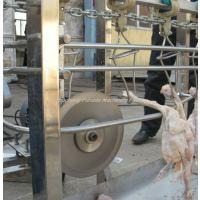 鸡屠宰设备:自动割头机