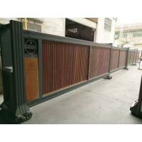 供应福建全省电动伸缩门,直线门,悬浮门、道闸。
