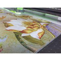 深圳亚克力背景墙喷绘 有机玻璃形象墙万能UV平板打印制品