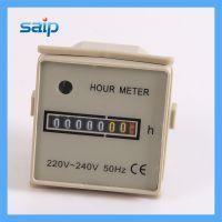 赛普供应工业计时器 HM-2型机械式埋入型累时计 机械计时器