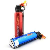 Flamebeater 正品 车用灭火器 干粉 汽车车载灭火器铝瓶 ABC车检