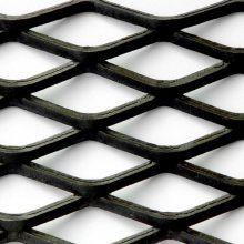 钢板网厂家直销吉林和龙各种规格型号塔吊平台用防滑钢板网