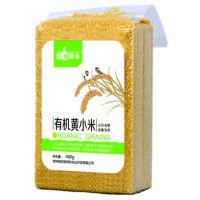 吉林省百益,有机黄小米,有机小米,舒兰小米,东北小米