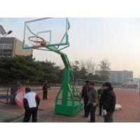 凹箱户外篮球架 移动式篮球架 单臂篮球架 防液压篮球架地埋式等