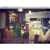 老长沙大香肠店面空间设计是长沙大班智造策划
