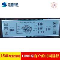 SAJ/三晶 触摸液晶屏 超宽温电烤炉LCD液晶屏 电磁炉显示屏 LCD厂家