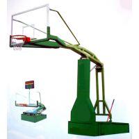 供应场馆健身器材手动液压篮球架厂家直销价格篮球架规格