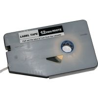 力码线号机LK330专用标签贴纸LM509WL 白色9mm标签纸