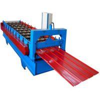 860型压瓦机冷弯成型机械彩钢瓦设备 沧州科邦压瓦机械专业制作