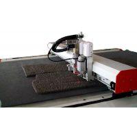 爱科科技2426智能数控皮革裁剪机汽车真皮座套裁剪机