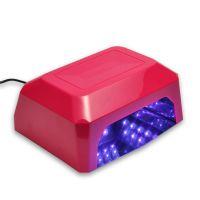 批发自动感应美甲光疗机 UV+LED美甲机 指甲烘干机 48w光疗灯
